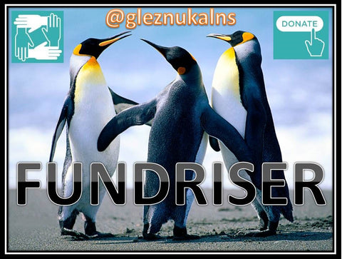 fundriser kickstarter campaign, donate funds directly to Gleznukalns Creative Studio, @glaeznukalns
