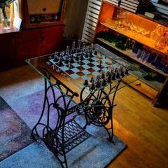 chess DYI playtable