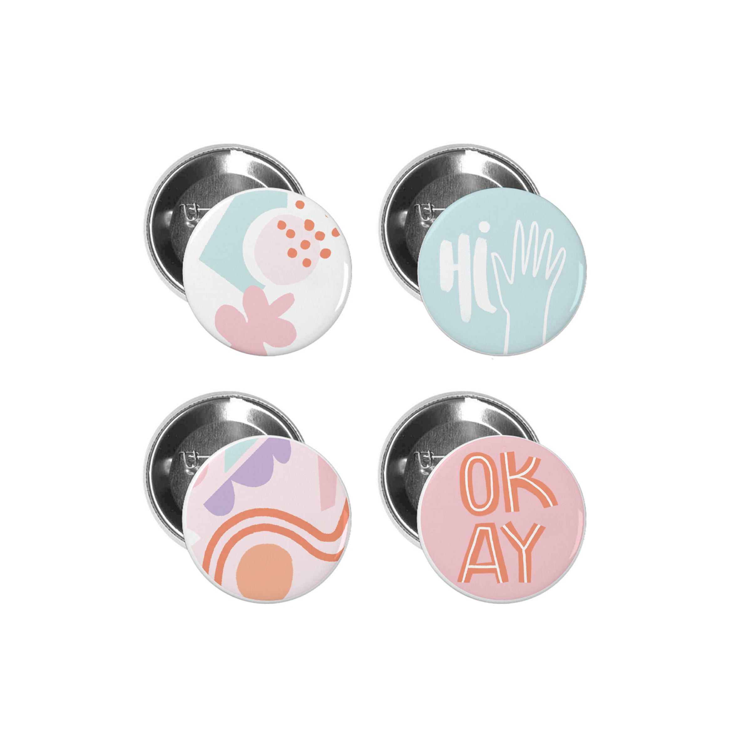 The Sweetest Buttons & Magnets are Here!