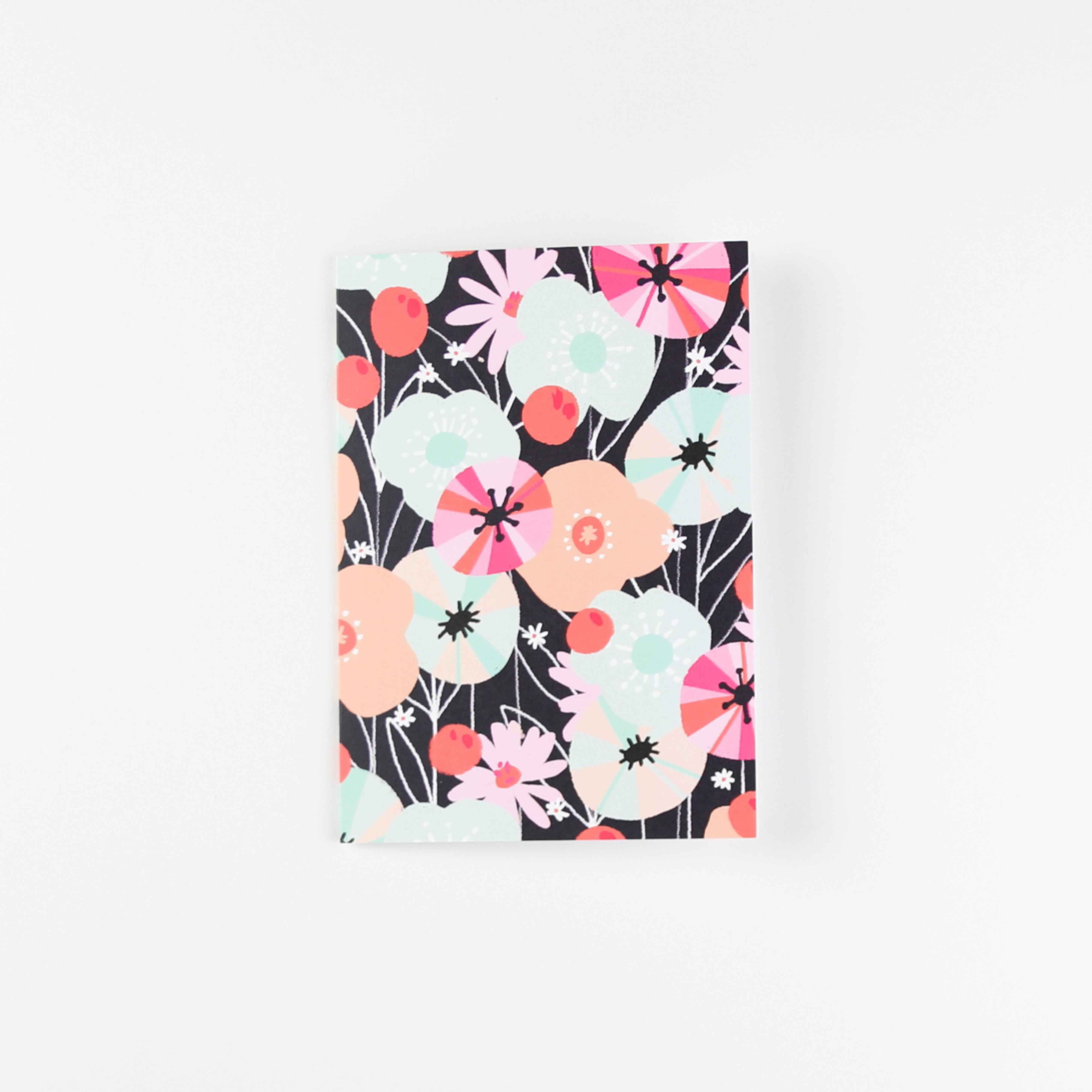 Blooming in the City Greeting Card
