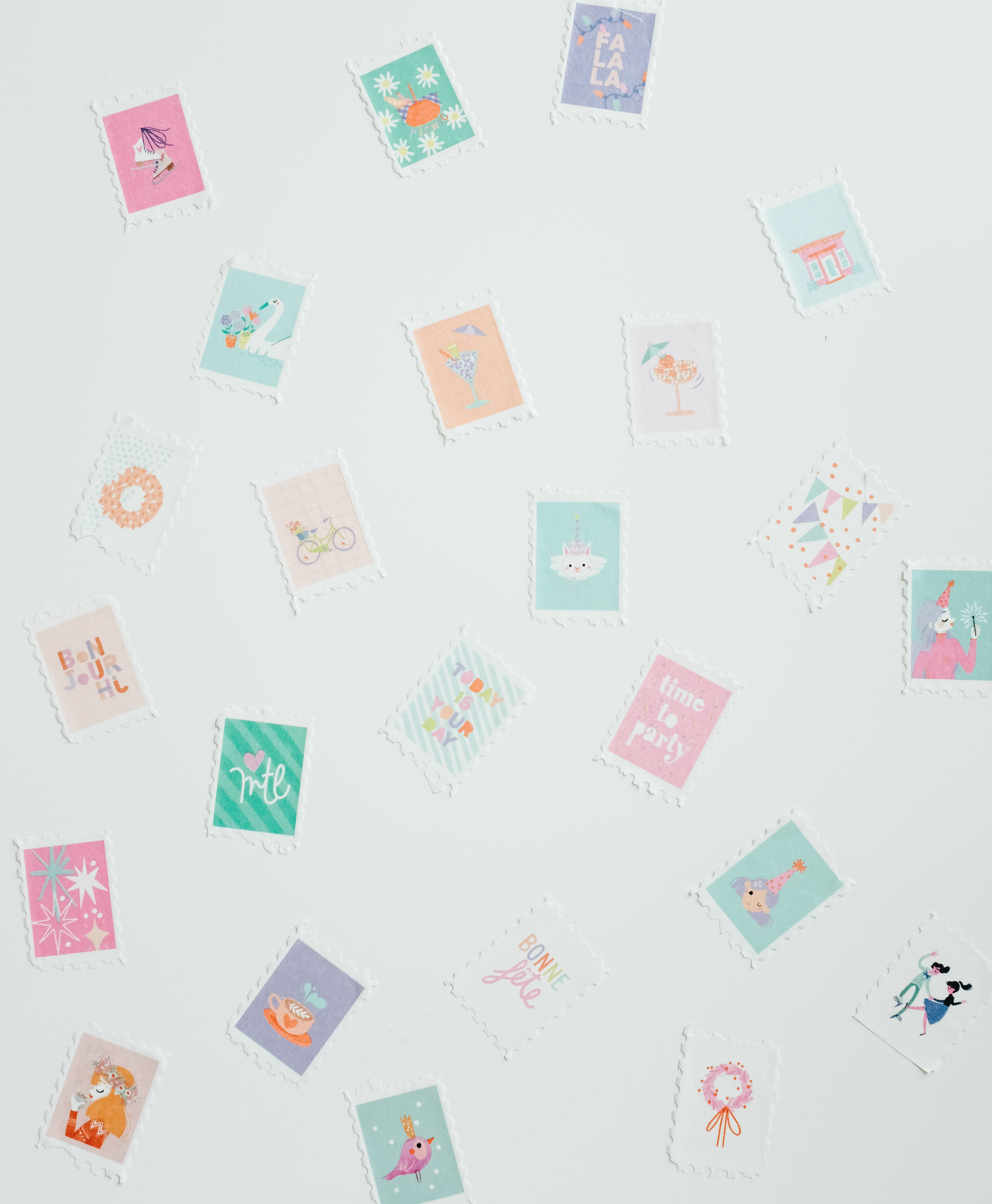 Our Awwwdorable Stamp Washi Tape: Christmas Edition!