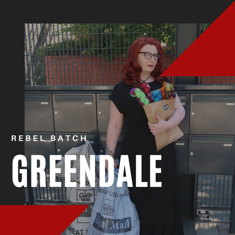 A collection of yarns inspired by Postman Pat's village Greendale, a celebration of postal workers who keep the world connected during the pandemic