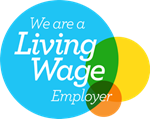 We are a Living Wage Employer at Countess Ablaze