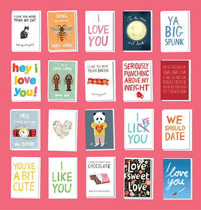 Valentines Day cards!