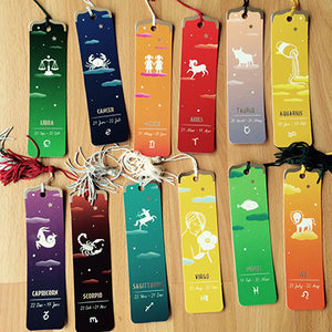 Zodiac Bookmarks