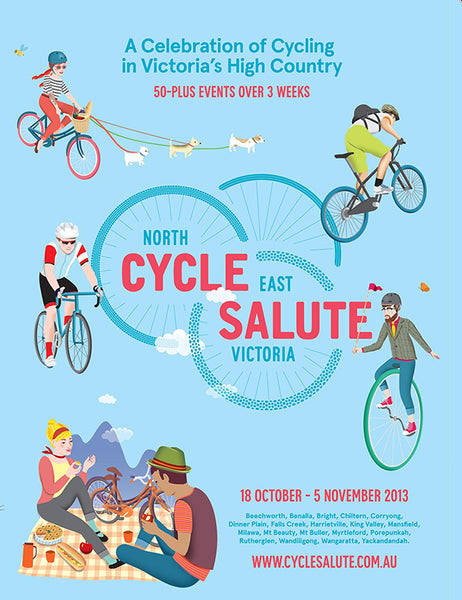 Cycle Salute
