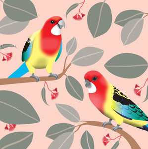Bird Greeting Cards