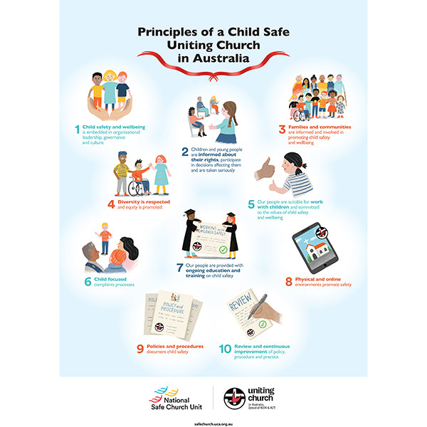 Principles of a Child Safe Uniting Church in Australia