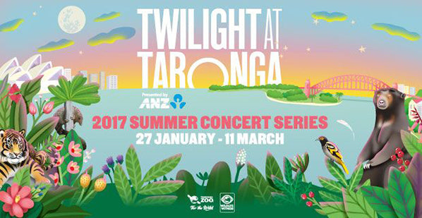 Twilight at Taronga!