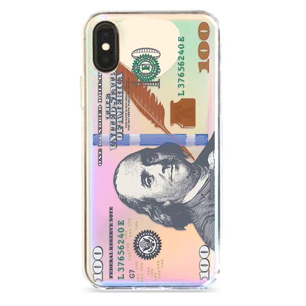 $100 - Holographic - iPhone Case