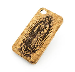 Cork Case Snap On Cover - OUR LADY OF GUADALUPE