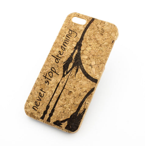 Cork Case Snap On Cover - DREAM
