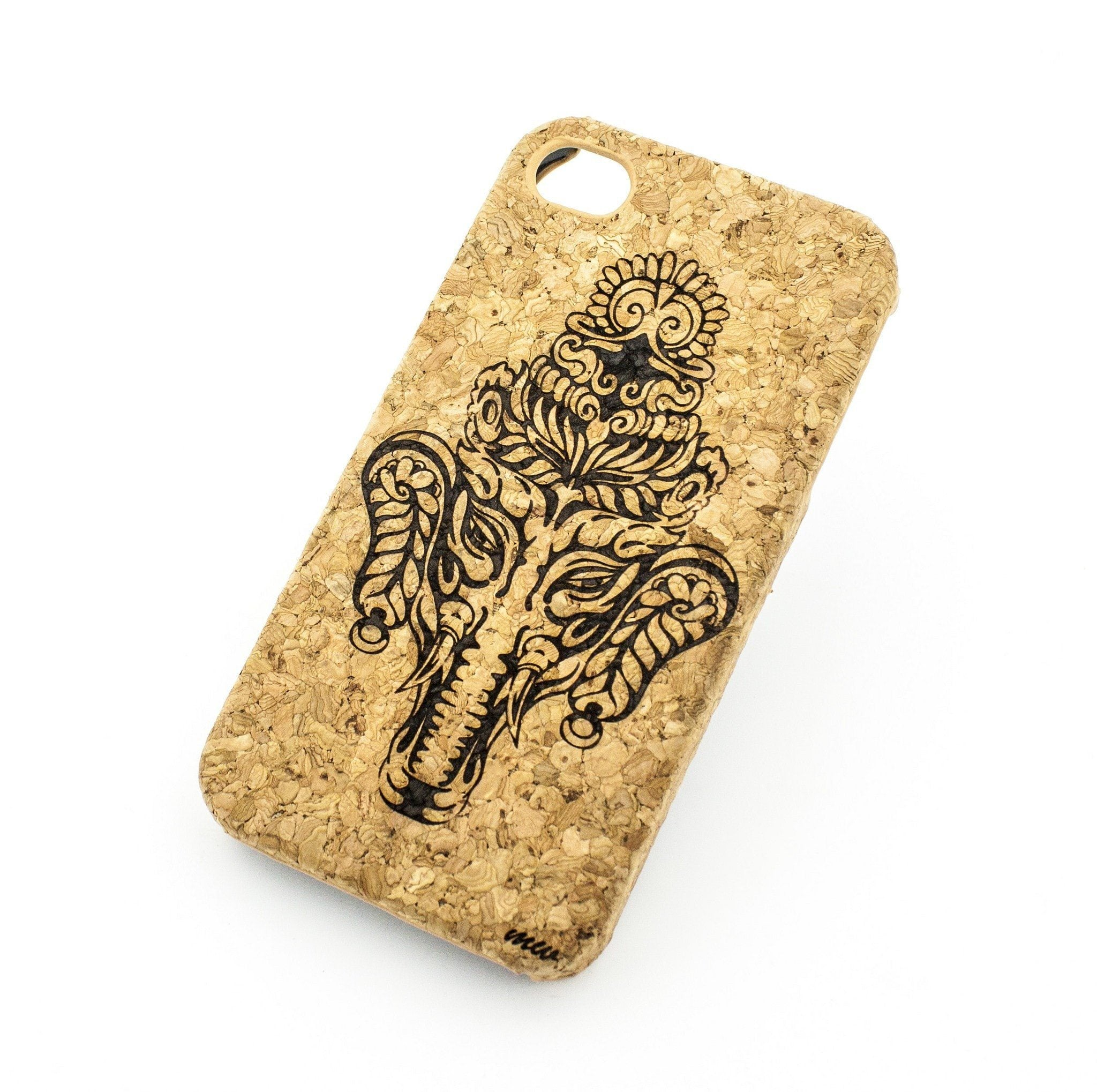 Cork Case Snap On Cover - KOLAKOLLI