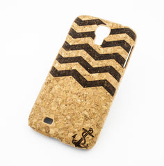 Cork Case Snap On Cover - SUNKEN ANCHOR