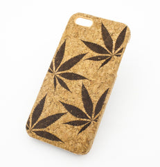 Cork Case Snap On Cover - PLANT LIFE