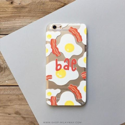 Bae - Clear TPU Case Cover