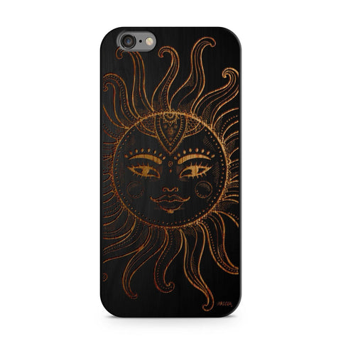 Black Bamboo - Ethnic Tribal Sun