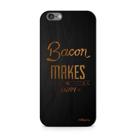 Black Bamboo - Bacon Makes Me Happy