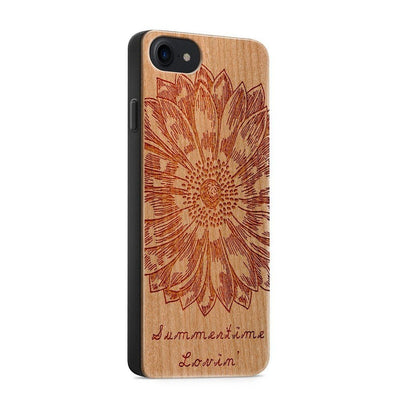 Wood  - Summertime Lovin iphone 6 7 8