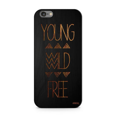 Wood  - Young Wild Free