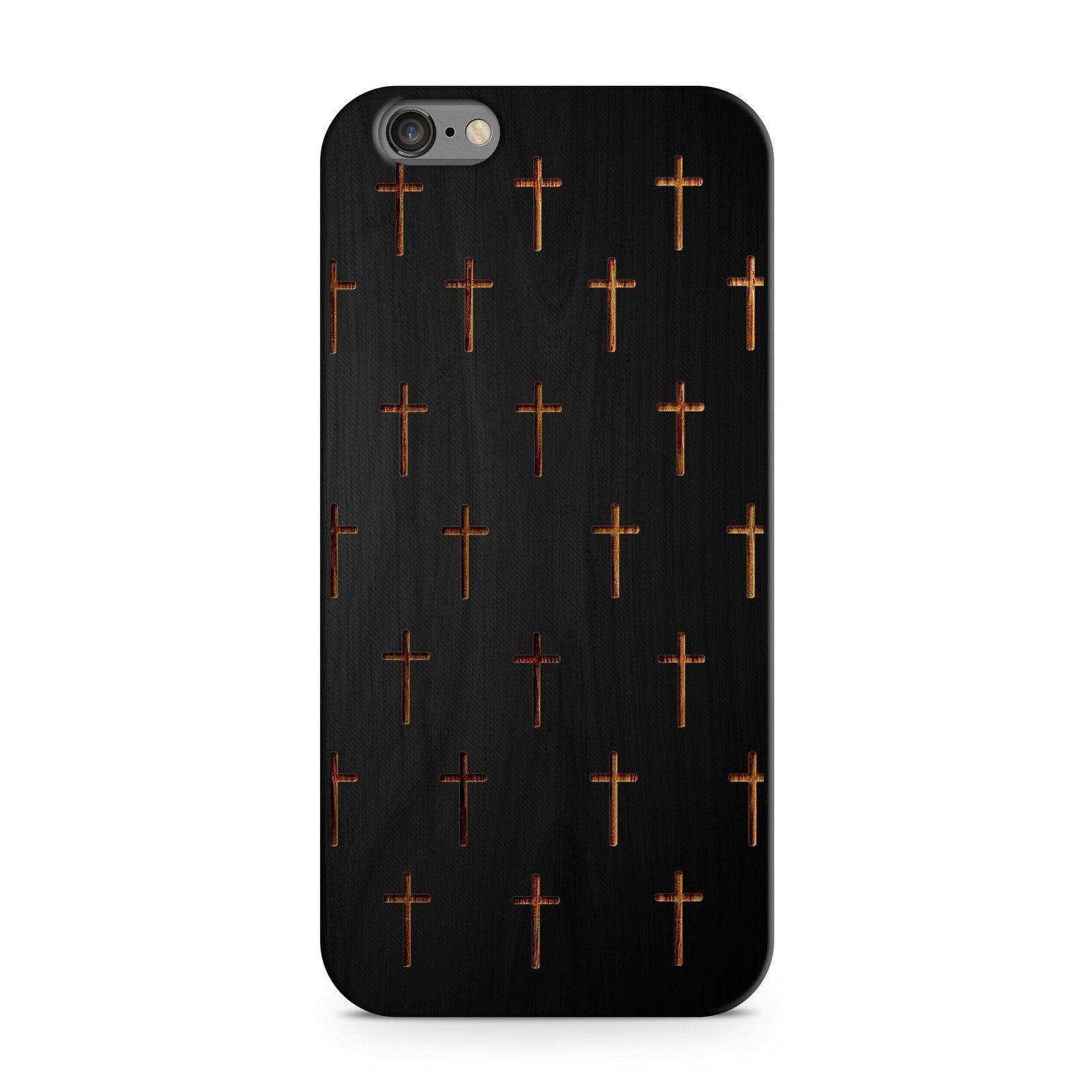 Black Bamboo - Mini Crosses