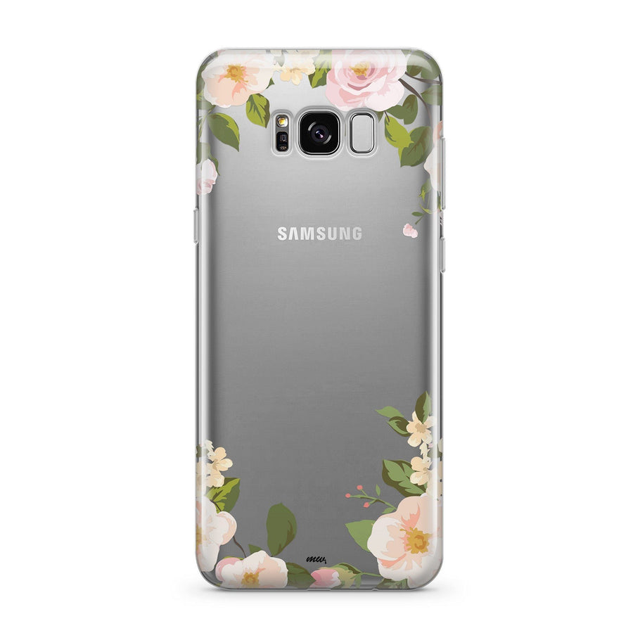 Delight - Clear Case Cover for Samsung