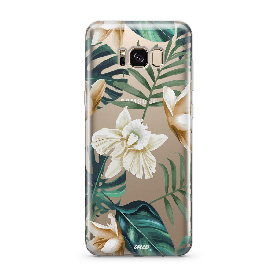 Greenhouse - Clear Case Cover for Samsung - Milkyway Cases -  iPhone - Samsung - Clear Cut Silicone Phone Case Cover