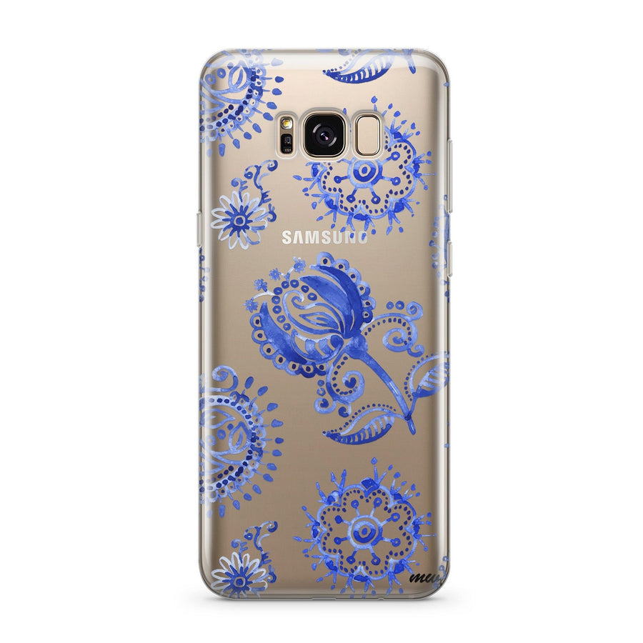 Anthro - Clear Case Cover for Samsung