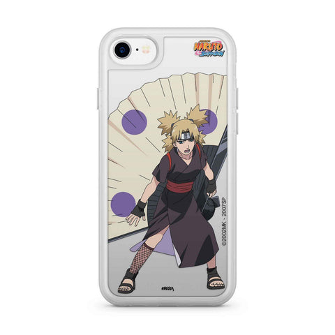 Naruto X Milkyway iPhone Case - Temari