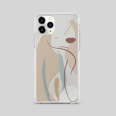 Tough Bumper iPhone Case - Abstract Garden