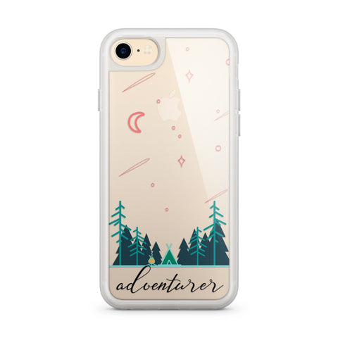 Premium Milkyway iPhone Case - Adventurer