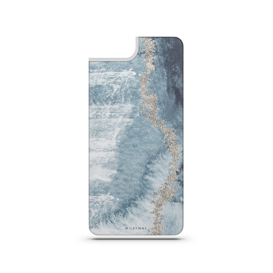 Arctic Ombre - Slate Backplate
