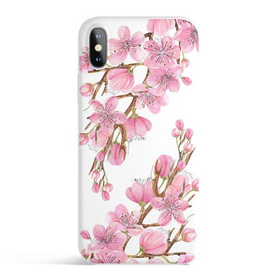 Blossom - Colored Candy Cases Matte TPU iPhone Cover