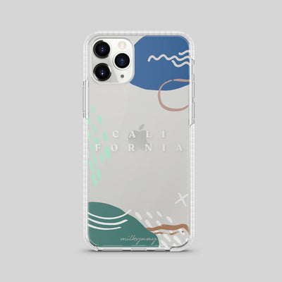 Tough Bumper iPhone Case - California