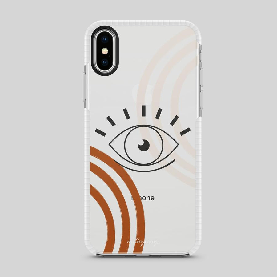 Tough Bumper iPhone Case - Celeste