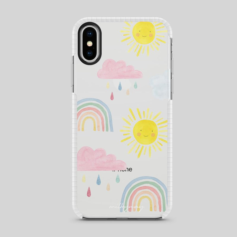 Tough Bumper iPhone Case - Cool Summer
