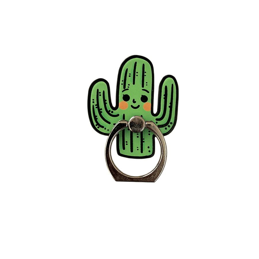 Cactus Blush Ring Holder