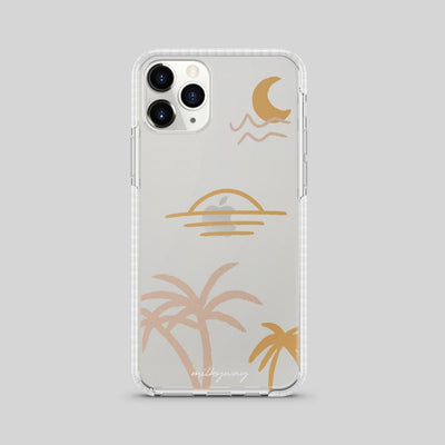 Tough Bumper iPhone Case - Dusk