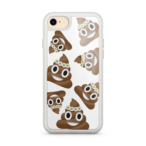 Premium Milkyway iPhone Case - Daisy Poop