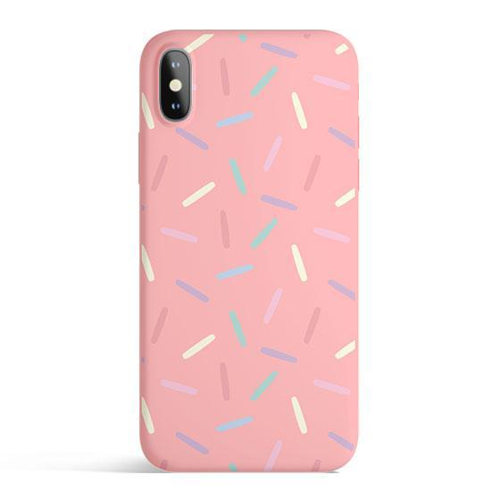 Donut Sprinkles - Matte TPU - iPhone Case