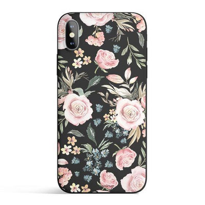 Dream Rose Colored Candy Matte TPU Case - Clear Cut Silicone Phone Cover - Milkyway Cases