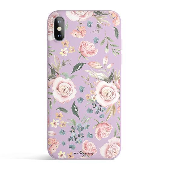 Dream Rose - Matte TPU - iPhone Case