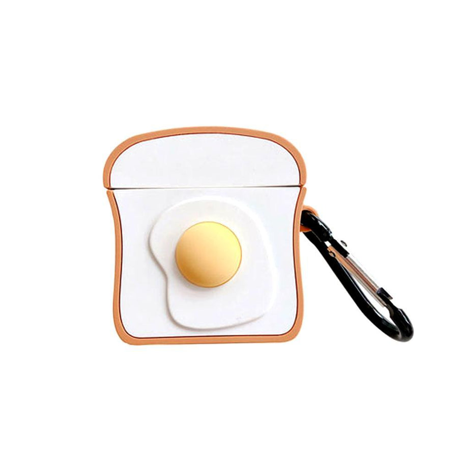 Egg Toast Airpod Case