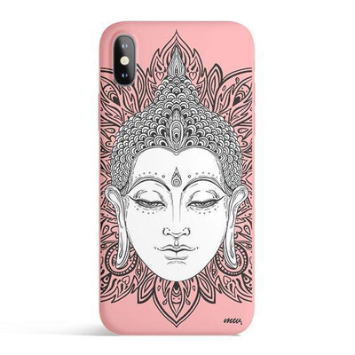 Esoteric Buddha - Colored Candy Cases Matte TPU iPhone Cover