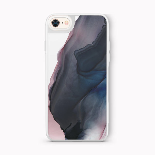 Ethereal - Slate Case - Milkyway Cases -  iPhone - Samsung - Clear Cut Silicone Phone Case Cover