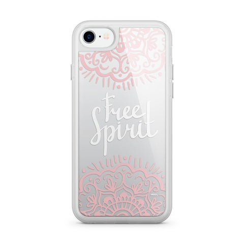 Premium Milkyway iPhone Case - Free Spirit