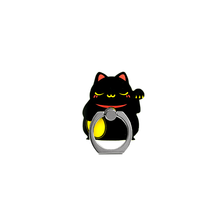 Fat Lucky Cat Ring Holder