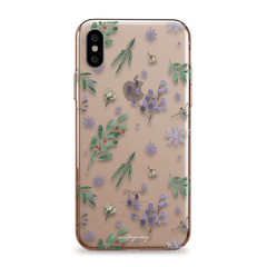 Festive - iPhone Clear Case