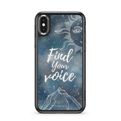 Find Your Voice - Slate Case