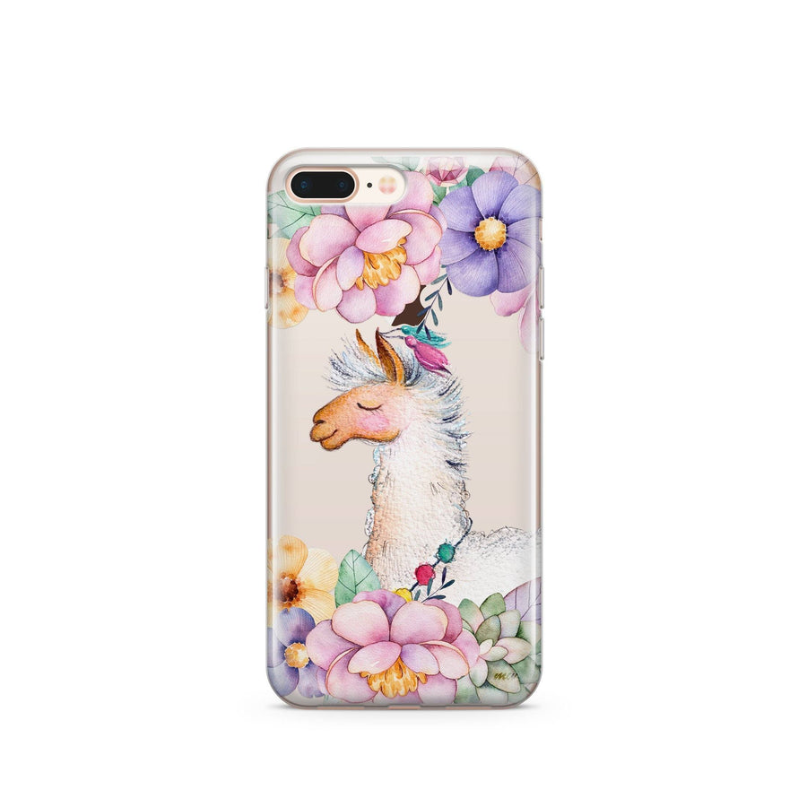 llama iphone samsung phone case